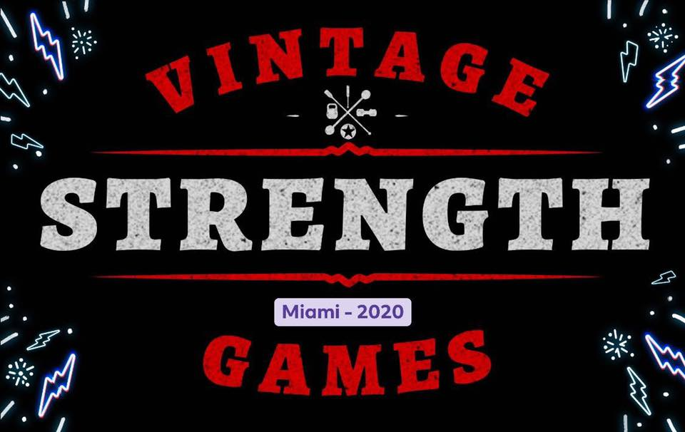 Vintage Strength Games – Miami @ LyonStrong by Lyonel Lumarque