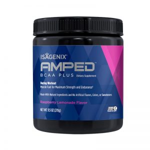 Amped BCAA Plus