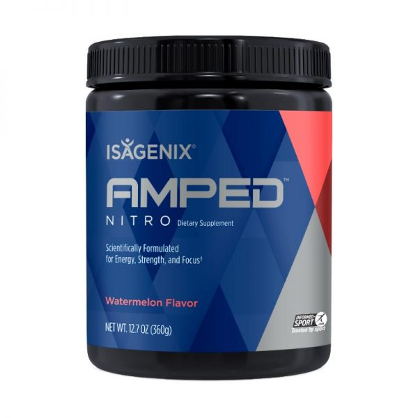 Buy Isagenix Amped Nitro