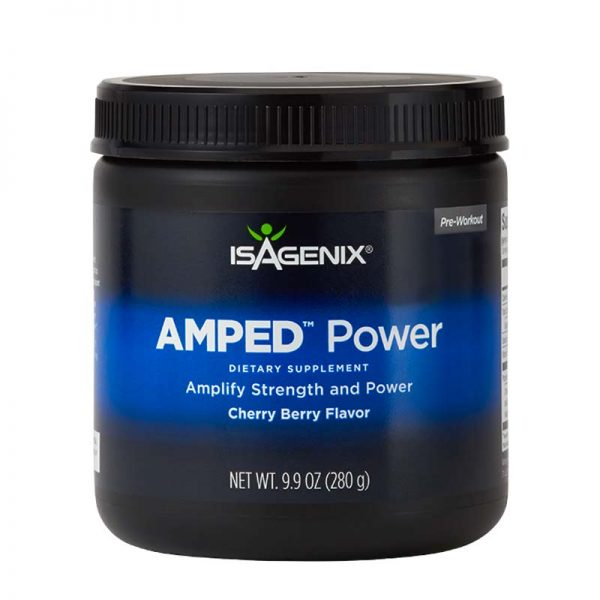 Amped Power Supplement