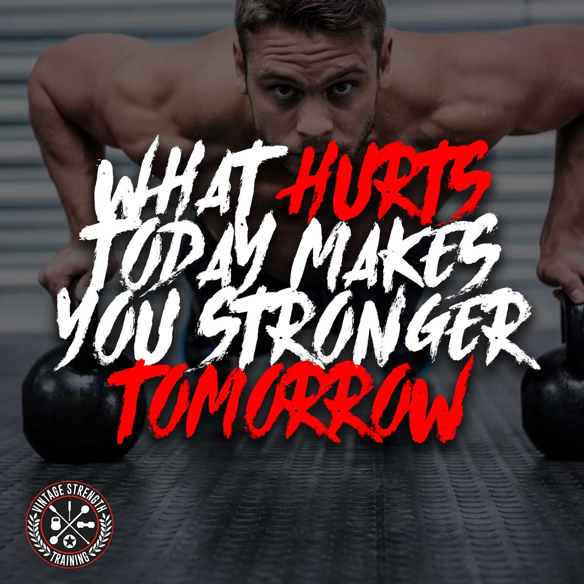 What Hurts Today