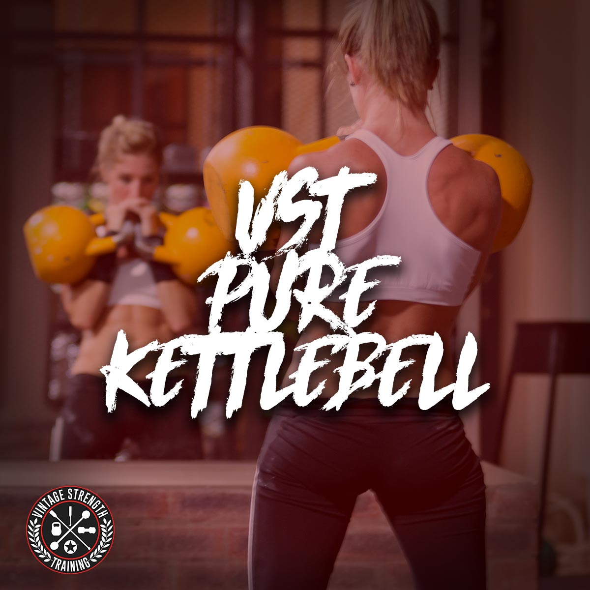 VST Pure Kettlebell Workout